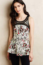New Anthropologie  Dalia Tank  By Ranna Gill Size Large Retaill 148.00