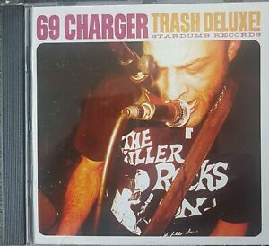 """69 Charger - """"Trash Deluxe!"""" - CDLP - grease ball rockers"""