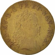[#49976] France, Token, Royal, Fontarabie, Louis Xv, Brass, Feuardent:13216