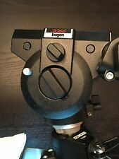 Bogen/Manfrotto 3066/116 MK3 FLUID HEAD with 1 arm and Bogen #3046 center