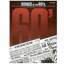 Songs of the '60s: The Decade Series, Easy Piano Notation