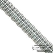 1 Gewindestange M10 1000 mm Edelstahl A4 DIN 975