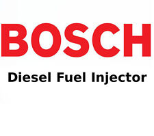 Dodge Ford Jeep Cherokee TDS TD BOSCH Diesel Nozzle Fuel Injector 2.5L 1988-2001