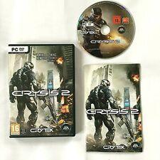 CRYSIS 2 - PC GAME DVD-ROM