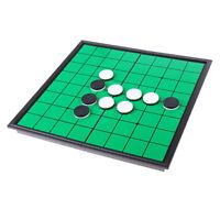 Acryl Magnetic Portable Folding Reversi Othello Schachspiel Komplettset