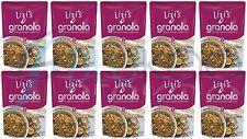 Lizi's Frutto della Passione PISTACCHIO breakast Cereal - 400 g (Pacco da 10)