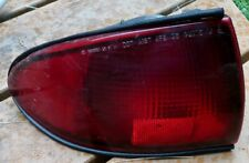 Chevy Cavalier Tail Light Left Driver's Side 1995 1996 1997 1998 1999