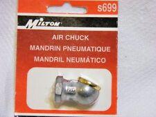 """1/4"""" NPT FEMALE AIR CHUCK MILTON S699"""