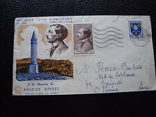 FRANCE - enveloppe 1956 (cy96)french