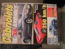 ** Coupés & Cabriolets n°33 Enzo Ferrari / BMW 74 / Mini Cooper S