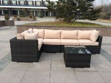 5 Set di tavoli e sedie da esterno