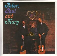 PETER, PAUL and MARY self titled 1994? Warner/CRC club Canada reissue Cinram
