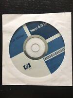 HP CD Writer Nero 6 Suite