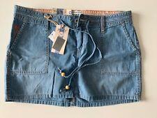 Roxy denim skirt size S