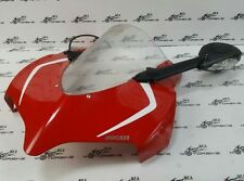 DUCATI PANIGALE 1199 S/R 2013 TOP NOSE CONE FAIRING (DAMAGED) / BREAKING/PARTS