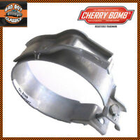 Cherry Bomb Back Box Exhaust Pipe Hanging Bracket Clamp Mount