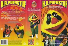 "H.R. PUFNSTUF Sid & Marty Kroft ""The Box Kite Kaper"" & ""The Birthday Party"""