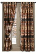 Autumn Trails or Northern Pine Drapes - Western Southwest Style Free Shipping