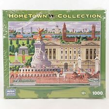 Changing Of The Guard 1000 Piece Jigsaw Puzzle--Buckingham Palace London England