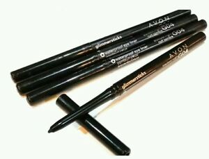 Lot of 4 AVON ~ MYSTERY MAUVE  ~ GLIMMERSTICKS Neutral Lip Liner