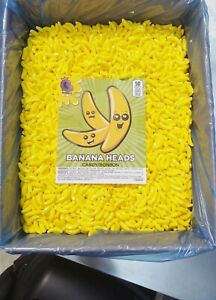BANANA HEADS PARTY CANDY 2 Lbs.