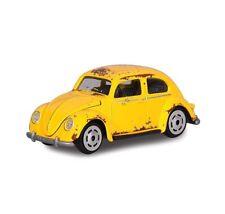 VW Volkswagen Beetle Transformers M6 Bumblebee Majorette Dickie 3-inch Toy Car