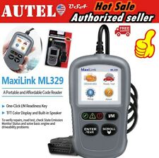 US Autel ML329 Car Code Reader OBD2 Automotive Scanner Tool EOBD as AD310 AD410