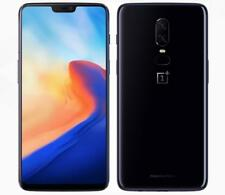 "6.28"" OnePlus 6 4G Phablet Smartphone Android 8.1 Octa Core 6GB+64GB 3*Cameras"