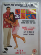 Love And Sex (DVD, 2003) Promotional Copy NEW SEALED Region 2 PAL
