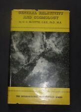 GENERAL RELATIVITY AND COSMOLOGY: The Universe / Planets Stars / Astronomy 1956