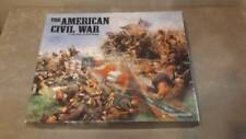 The American Civil War Board Game Eagle Games opened but new Unpunched pieces