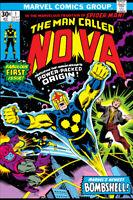 NOVA #1 CGC SS by STAN LEE 1st appearance & Origin Of NOVA Richard Ryder