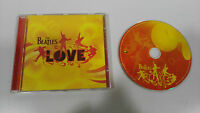 THE BEATLES LOVE CD APPLE PARLOPHONE 2006 REMASTERED EU EDITION