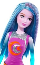 Barbie avventura Star Light Blu e Porpora capelli Junior-size doll