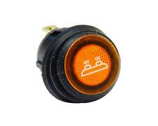 Schalter mit LED für Frontblitzer - RKL - Warnleuchte - IP65 - 12-14VDC - 20A