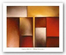 Dual Vision I Nadia Beltei Art Print 28x22