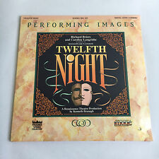 Preforming Images:Shakespeare's Comedy Twelfth Night (Laserdisc) LN