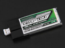 RC Turnigy nano-tech 300mah 1S 45C Lipo Pack (Suits FBL100 and Blade mCPx)