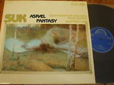 1110 4411-12 ZA Suk Asrael / Fantasy / Suk / Neumann / Czech PO 2 LP set