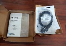 NATIONAL INSTRUMENT 777332-02 	PCMCIA-GPIB, NI-488.2 FOR WINDOWS NT, 2M CABLE