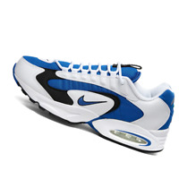 NIKE MENS Shoes Air Max Triax 96 - White & Varsity Blue - OW-CD2053-106