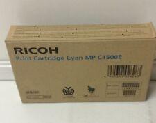 Original Ricoh 888550 Gel Druckerpatrone Cyan für Aficio MP C 1500 Series etc.