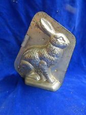 MOULE A CHOCOLAT ANCIEN / Old chocolate mold - LAPIN / Rabbit - TOP !