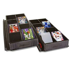 Ultra Pro - Toploader and One Touch Trading Card Sorting Tray (Pack of 4)