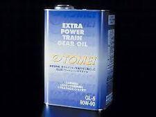 TOMEI  LSD Oil 80W90 - Designed For Plate Type LSD's - Prolongs Life - 2 Litres