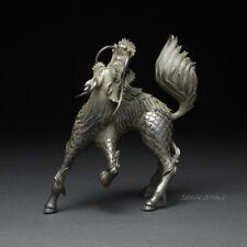 Qilin Copper Incense Burner Hand made Kyoto since 1834