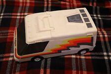 Vintage Galoob Micro Machines Van City Playset Micromachine Retro Case Car
