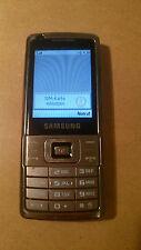 Samsung SGH L700 Titan Silver Unlocked Mobile Phone 2MP Digital Camera MP3 3G UK