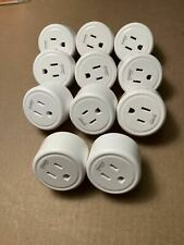 Smart plug,wp-3 ,Only 2.4GHz wi-fi used(scratch,marks,crack) 10+1