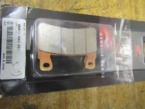 Honda Genuine brake pad sets(2) FR CBR900 Fireblade 98-99 06455-MAS-E01  RRP £76